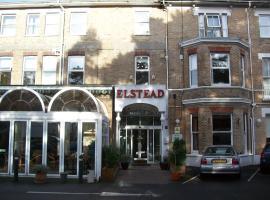 Elstead Hotel, hotel near Bournemouth Beach, Bournemouth