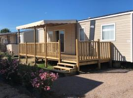 A LOUER MOBIL HOME 3 CHA CANET EN ROUSSILLON, campground in Canet-en-Roussillon