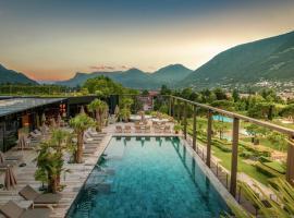 Hotel Therme Meran - Terme Merano, hotel in Merano