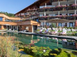 Bio- und Wellnesshotel Eggensberger, hotel in Füssen