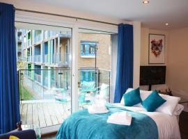 Cosy 2 Bed, Cambridge City Centre - Meade Retreat, hotel near Cambridge Train Station, Cambridge