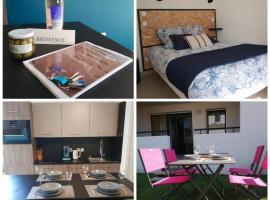 Appartement Valras plage 4 personnes à 500m de la mer, apartment in Valras-Plage