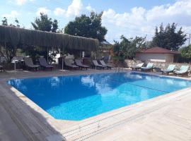 Hotel NilSu, hotel Oludenizben