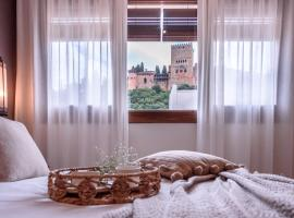 CANDIL APARTMENTS by Alhambra Suite, apartment in Granada