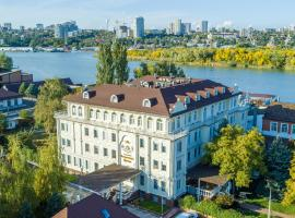 Petrovsky Prichal Hotel & SPA, hotel with jacuzzis in Rostov on Don