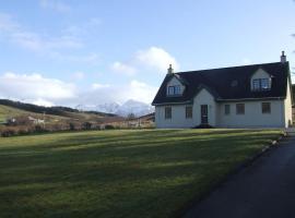 Trien Lodge, hotel near Talisker Distillery, Carbost