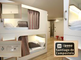 dpaso Urban Hostel, hotel en Pontevedra