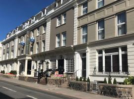 Best Western Royal Hotel, hotel in Saint Helier Jersey