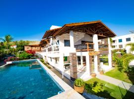 Inn Tribus Hotel, hotel with pools in Flecheiras