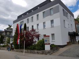 Hotel Promenade, Hotel in Bad Steben