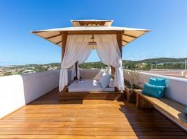 Ibiza Royal Villas, spa hotel in Cala Tarida