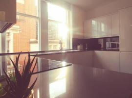 Central London 3 bed apartment, apartment in London