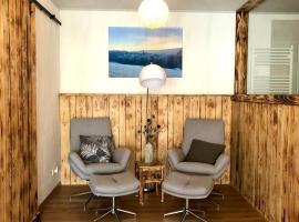 Ferienwohnung Tannenglück, apartment in Schmallenberg