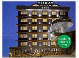 Veyron Hotels & SPA, hotel near Istinye Park Shopping Center, Istanbul