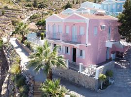 Niriides Hotel Apartments, hotel in Symi