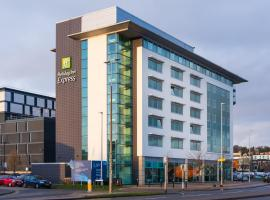 Holiday Inn Express Lincoln City Centre, an IHG Hotel, hotelli kohteessa Lincoln