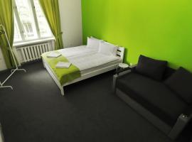 Family Hostel Lviv: Lviv'de bir hostel