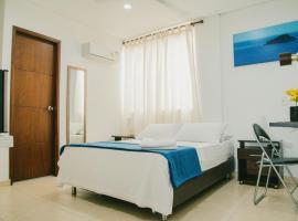Hotel Tucuraca by Prima Collection, hotel cerca de Playa El Rodadero, Santa Marta
