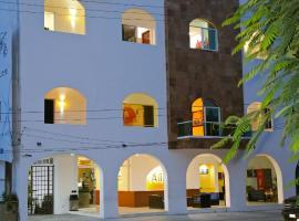 Hotel Alikar, hotel en Santa Cruz - Huatulco