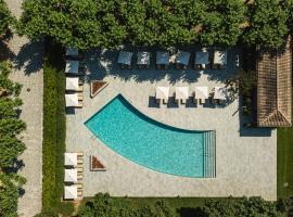 Hotel Balneari Termes Orion, hotel near Natural Park of Montseny, Santa Coloma de Farners