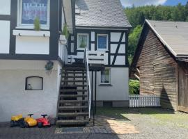 Ferienwohnung Rebecca, apartment in Schmallenberg