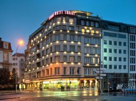 Grand Hotel Cravat, отель в Люксембурге