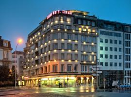 Grand Hotel Cravat, hotel in Luxemburg