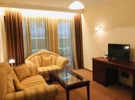 Luxury Downtown Apartment - Gondola, апартамент в Банско