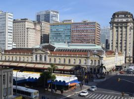 Hotel Scala, hotel near Usina do Gasometro Cultural Center, Porto Alegre