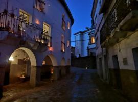La Posada del Casar, hotel en Casar de Palomero