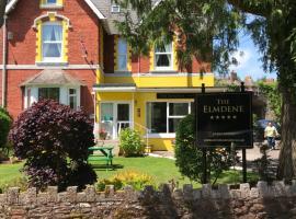 Elmdene, hotel near Torre Abbey, Torquay