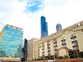 Holiday Inn Hotel & Suites Chicago - Downtown, an IHG Hotel, hotel near Willis Tower, Chicago