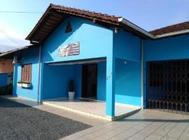 Hostel Villa Pomerânia, hostel in Pomerode