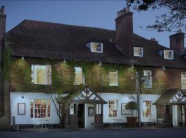 The Leicester Arms, hotel near Scotney Castle Garden and Estate, Penshurst