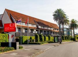 Auckland Rose Park Hotel, отель в Окленде