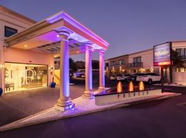 Palazzo Motor Lodge, motel in Nelson