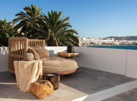 Island Mykonos Suites, apartment in Mikonos