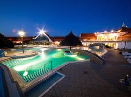 Kehida Termál Resort & Spa, hotel v destinaci Kehidakustány