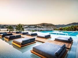 Cape Bodrum Luxury Hotel & Beach, hotel in Gundogan