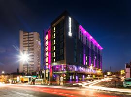 pentahotel Birmingham, hotel near Bullring Shopping Center, Birmingham
