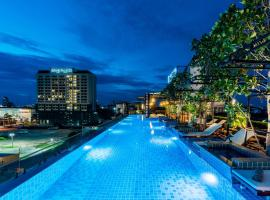 T Pattaya Hotel, Hotel in Pattaya