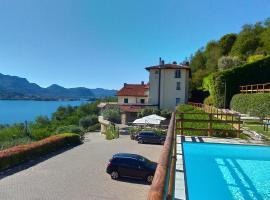 Hotel Ristorante Parco Belvedere, hotel in Pescate