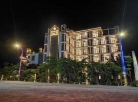 Kampot View Boutique Hotel, hotel in Kampot