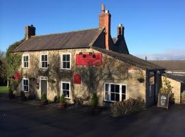 Hunters Lodge Inn, hotel in Wincanton