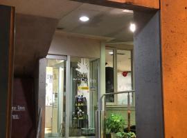 あさひシティーインホテル、高岡市のホテル