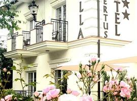 Hotel Villa Hubertus Kutno, hotel en Kutno