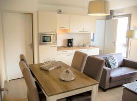 Evancy Villa les Margats, hôtel à Bray-Dunes