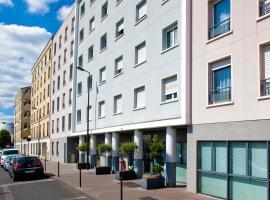 Séjours & Affaires Paris Vincennes, hotel in Vincennes