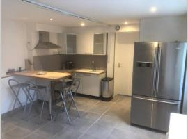 Appartement du Cap-Martin, apartment in Roquebrune-Cap-Martin
