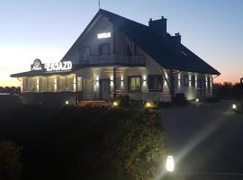 Motelik Zajazd u Marcela, hotel in Bysław
